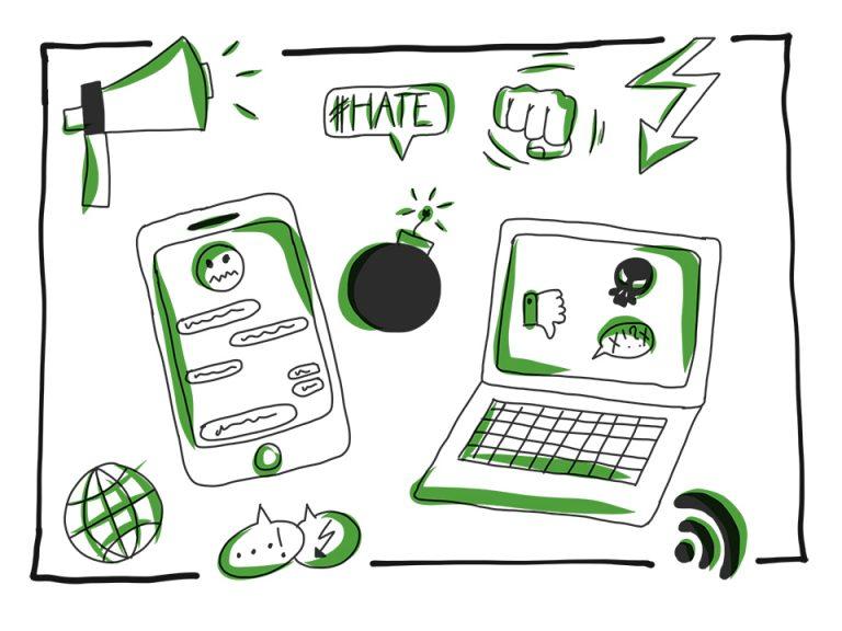 Cybermobbing Teil 2 – Rollen beim Cybermobbing, Anzeichen für Cybermobbing und Tipps zur Vermeidung