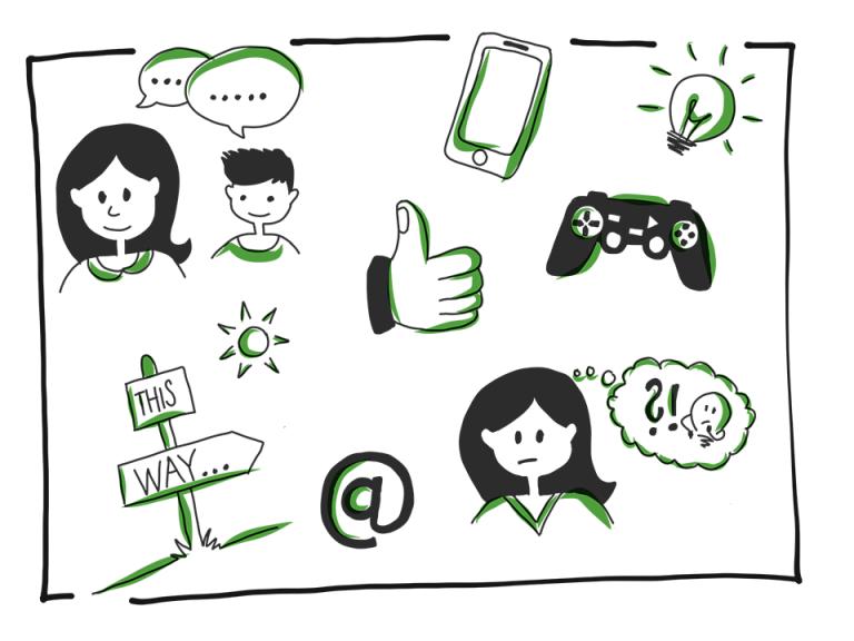 kleiner Tipp, große Wirkung – Teil 1: Sprich mit mir!